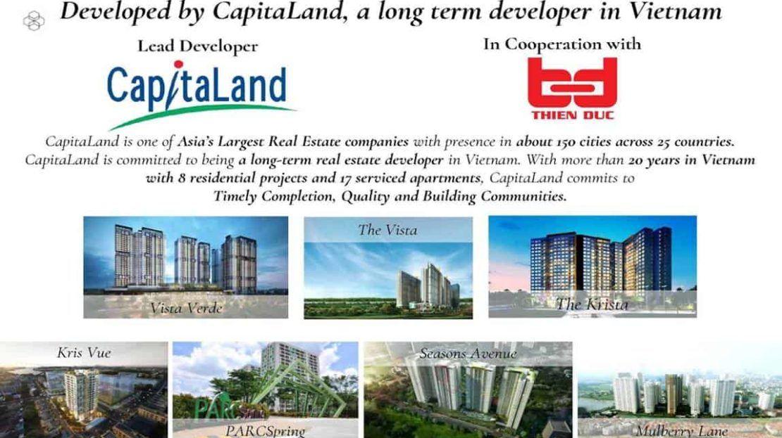 Feliz en Vista - Developer Capitaland