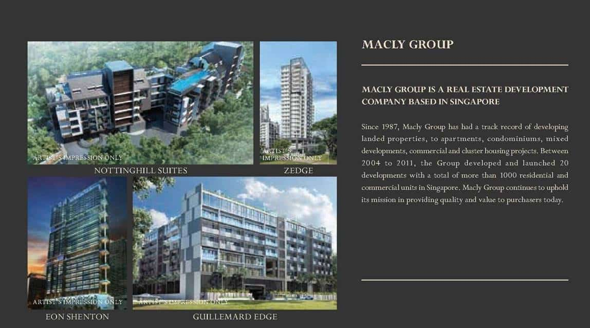 The Luxe - Developer Macly