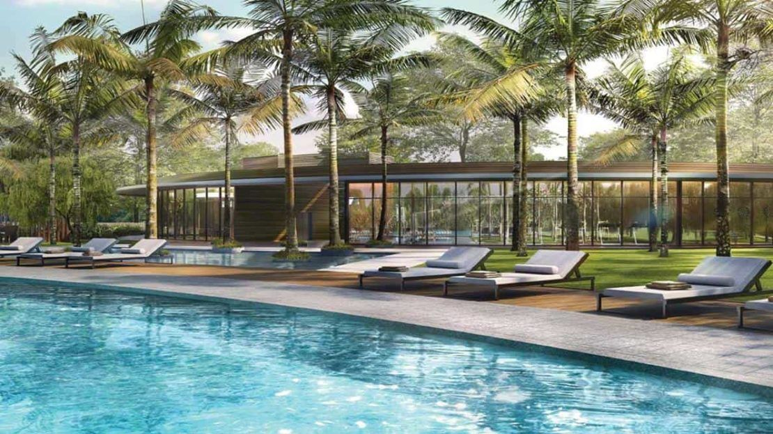 Seaside Residences - Pool Facilities