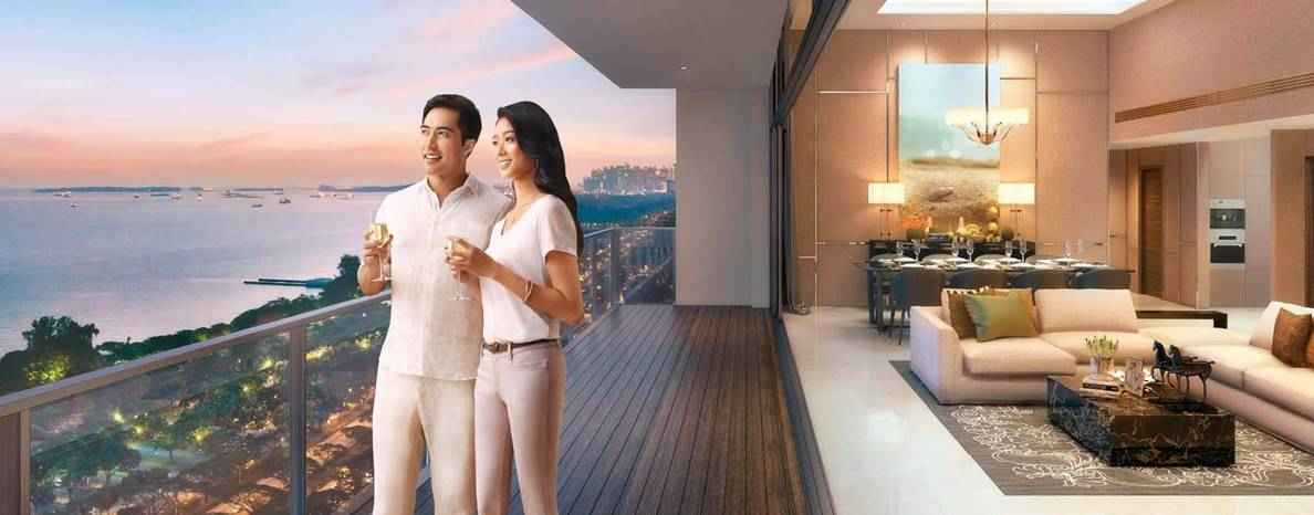 Seaside Residences - Prive View