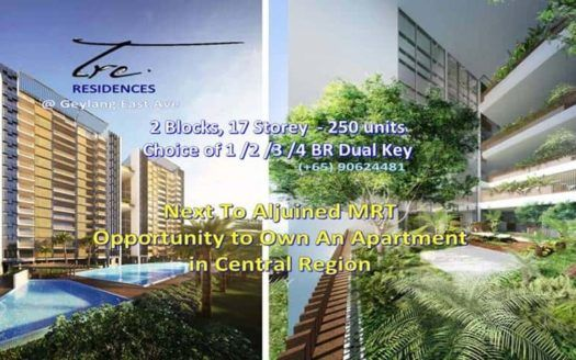 Tre Residencea - List Facade