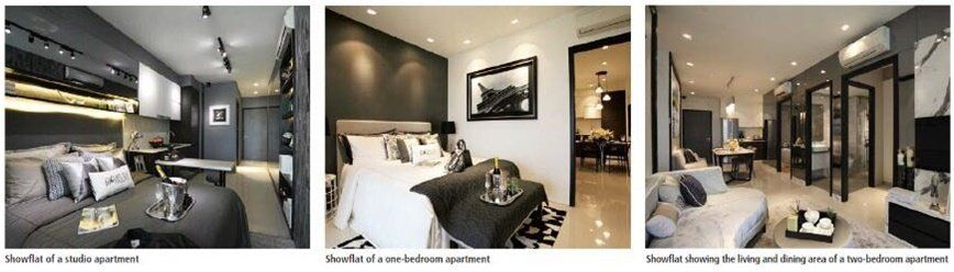 Oxley Residences - show flat