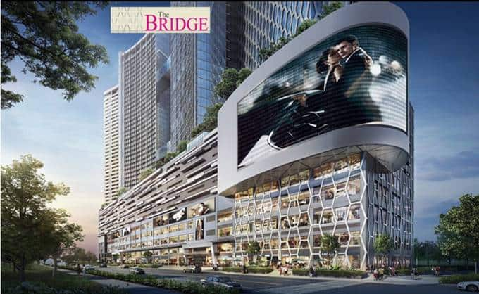 Oxley Residences - The Bridge Commercial Photo