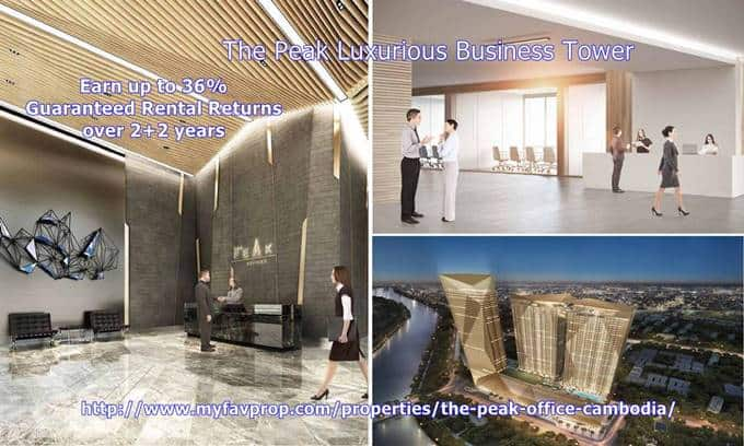 Oxley Residences - The Peak Office