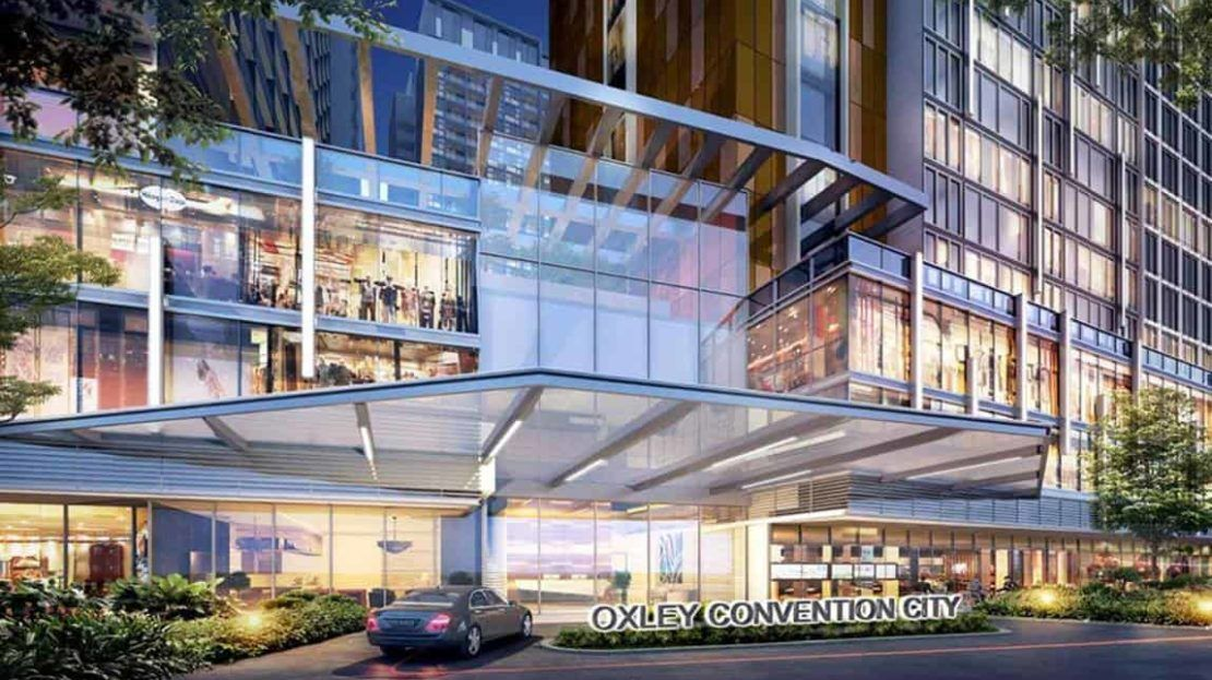 Oxley Convention City - Oxley Shoppes