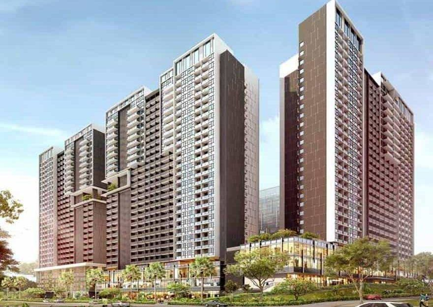 Oxley Convention City - Oxley Residences
