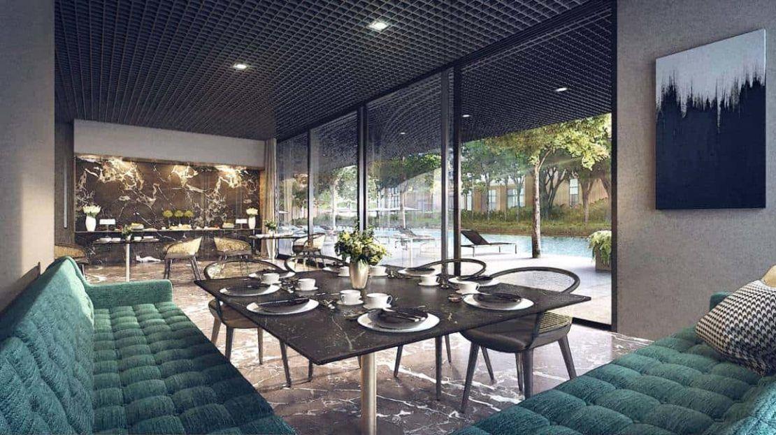 Martin Modern - Club Lounge