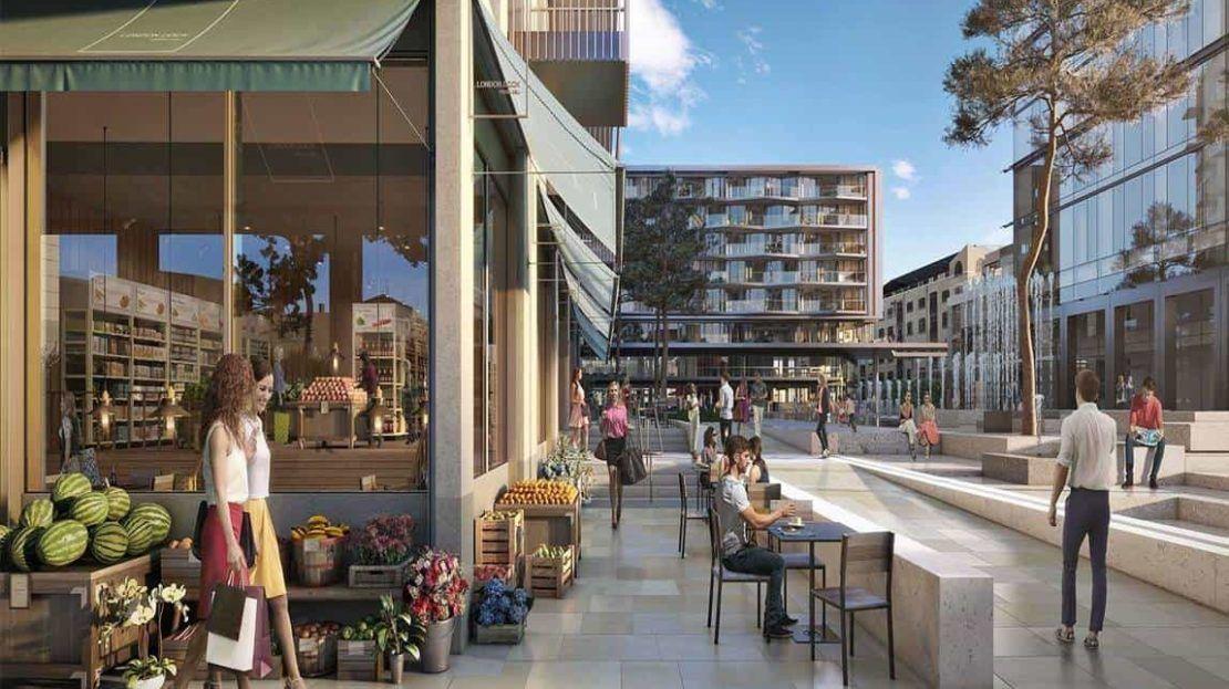 Emery Wharf - Grocery