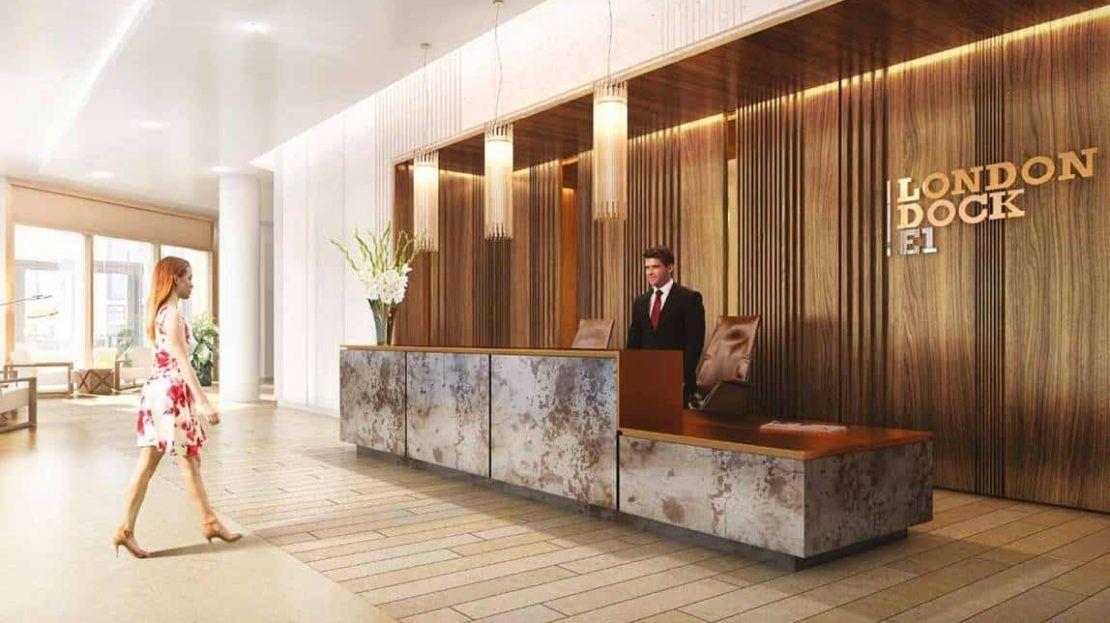 Emery Wharf - Concierge