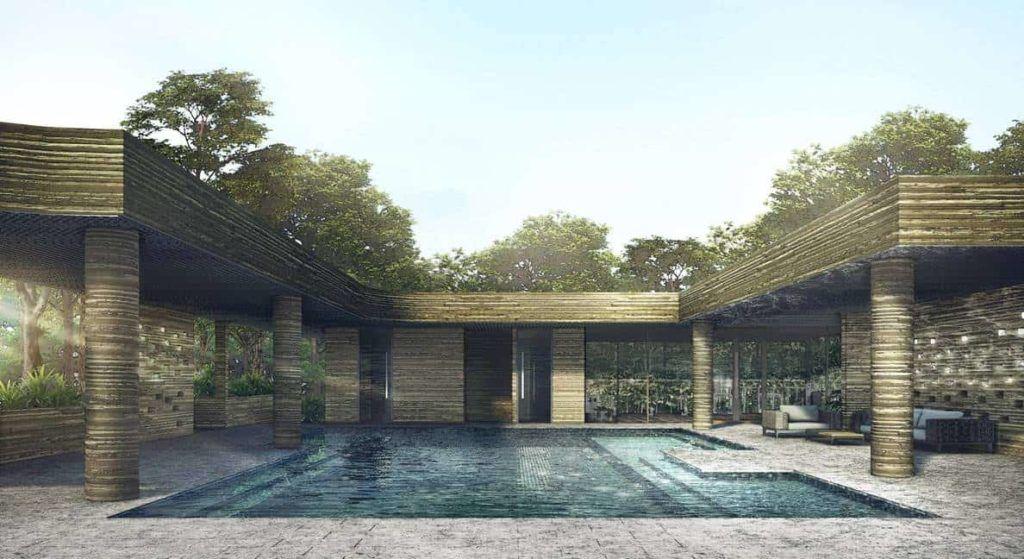 Martin Modern - Dipping Pool