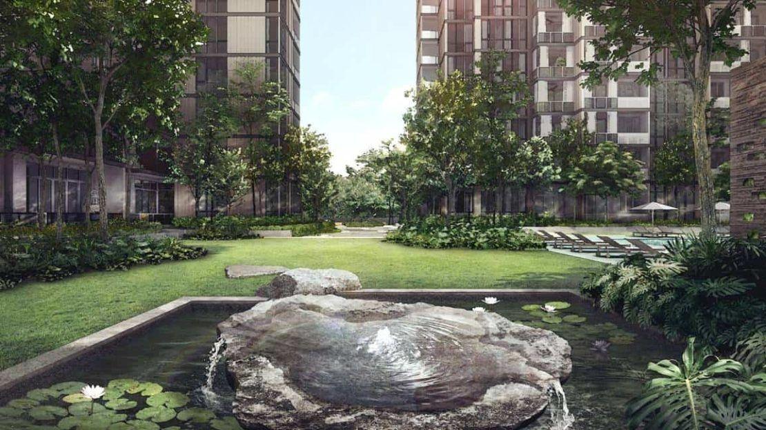 Martin Modern - Garden Spring /Bio Pond