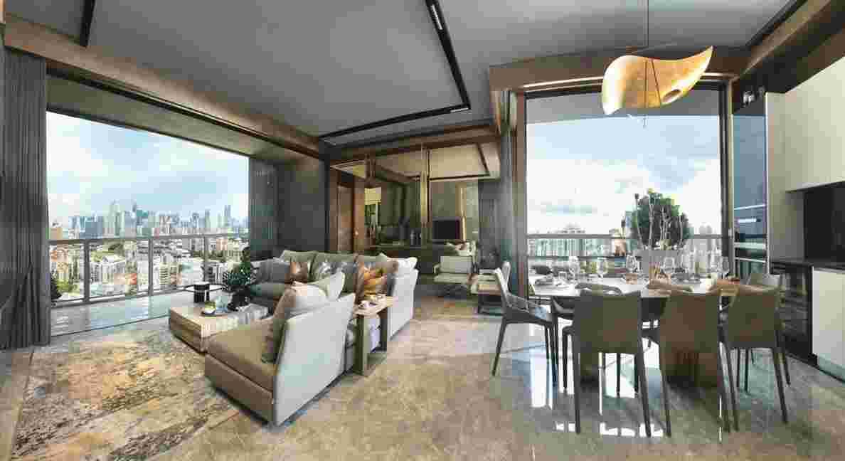 Martin Modern - Living Room 2