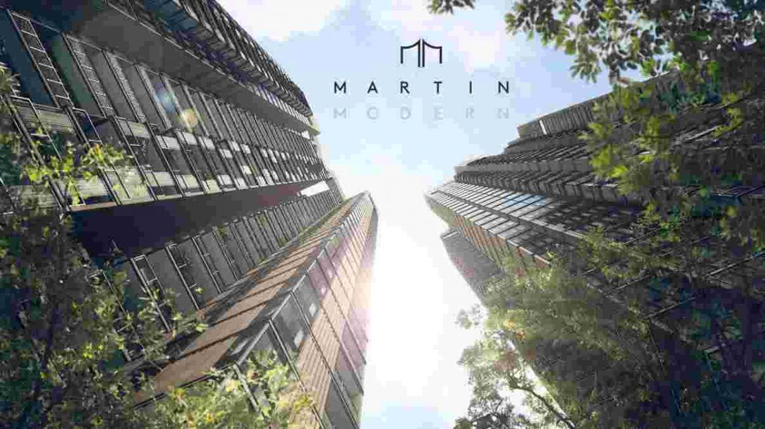 Martin Modern - View from Ground Up