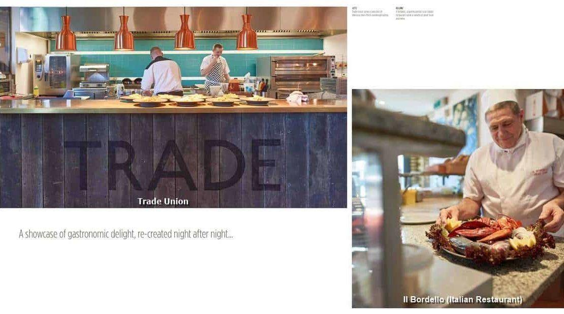 Emery Wharf - Trade Union Restaurant