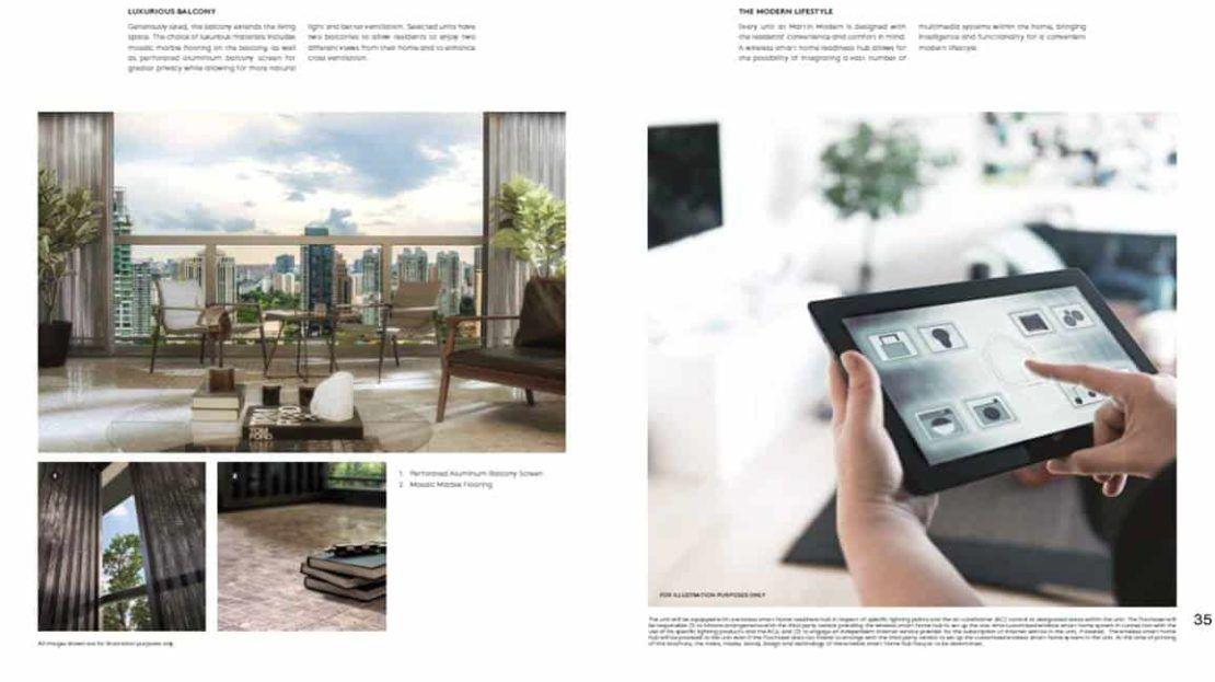 Martin Modern - Apartment Provision