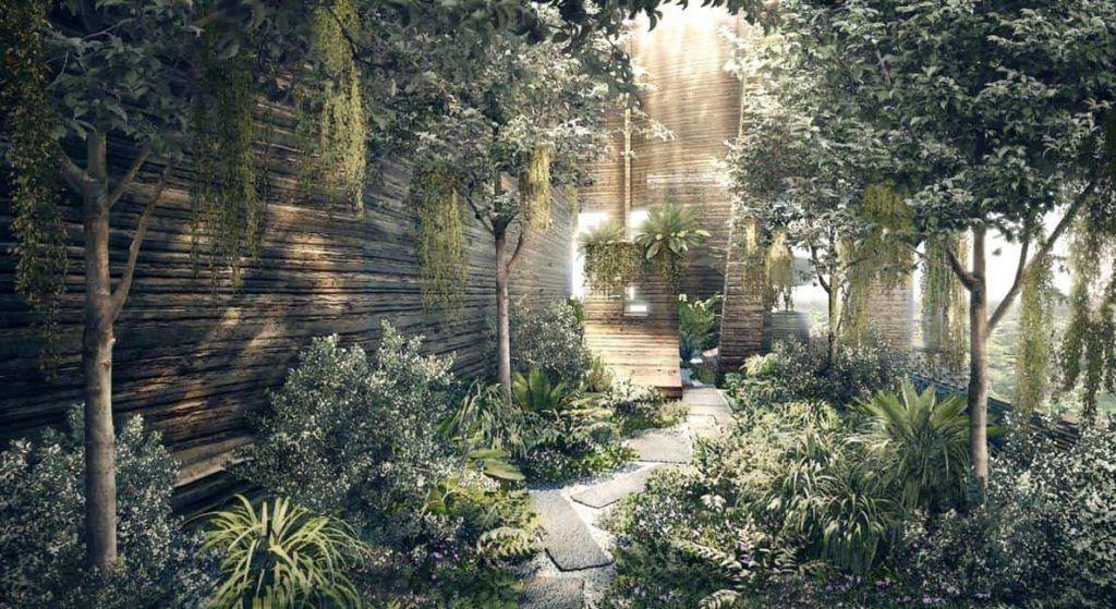 Martin Modern - Secret Garden