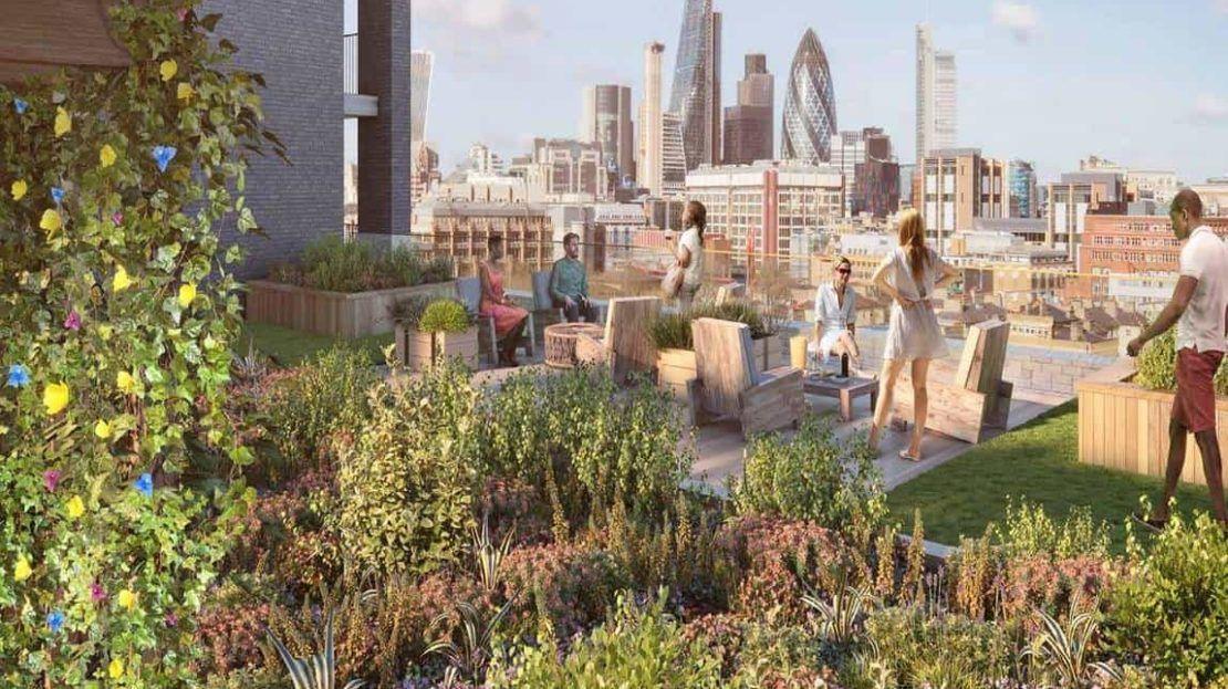 Emery Wharf - Sky Gardens