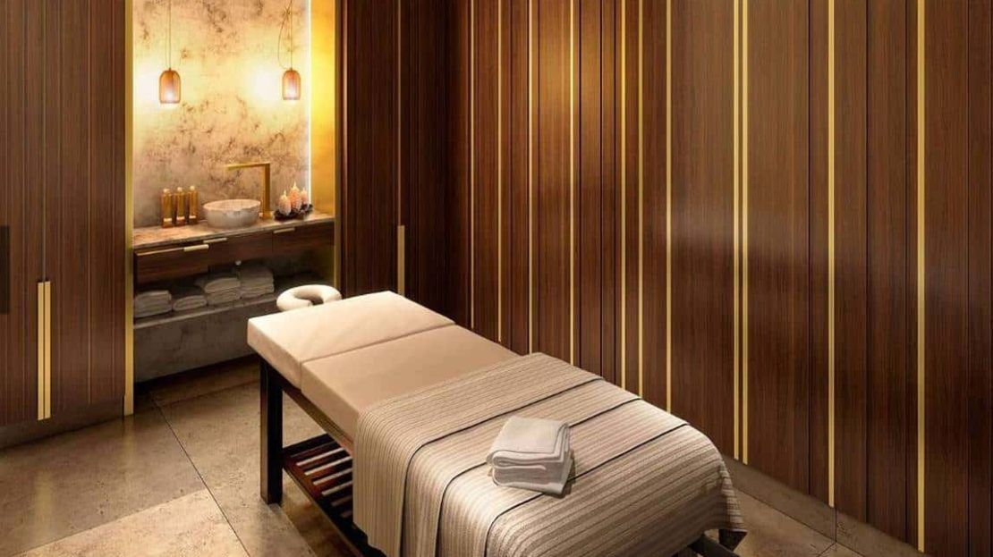 Emery Wharf - Treatment Room