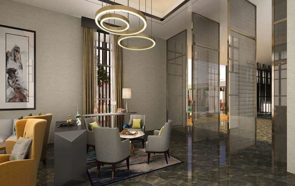 D1mension - Lobby Lounge