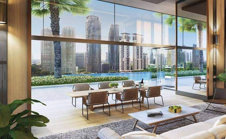 Oxley Towers KLCC - Jumeirah Living Residences Facilities