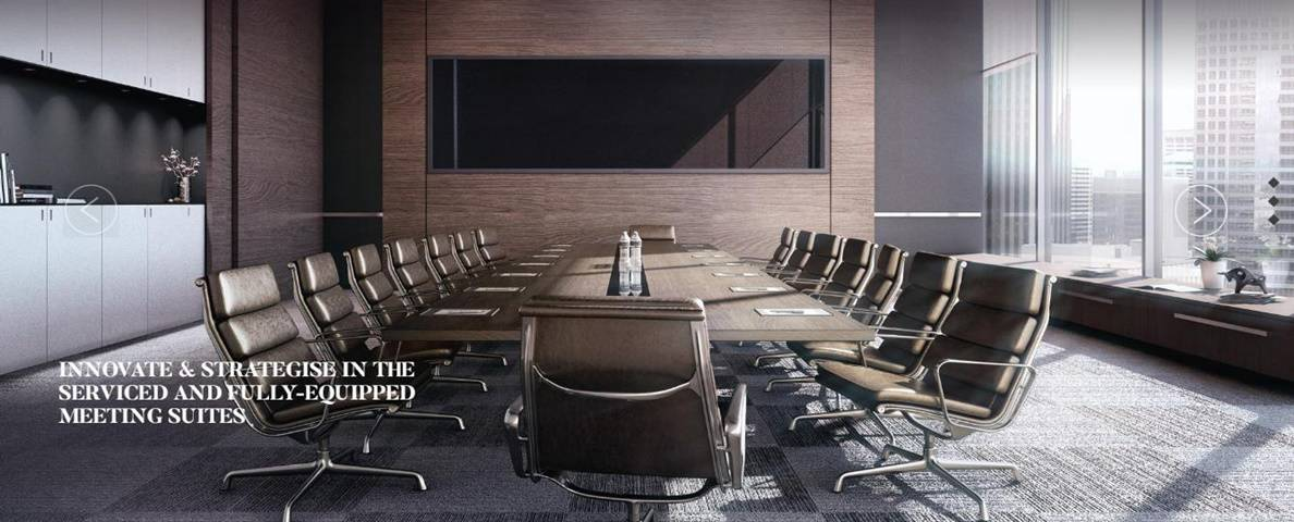 Oxley Towers KLCC - Meeting Suites