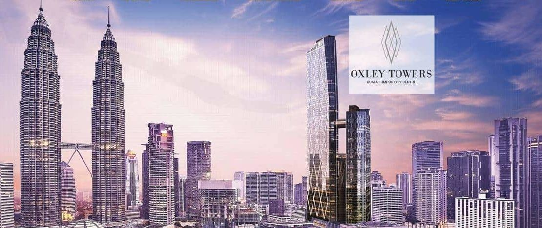 Oxley Towers KLCC - Aerial View
