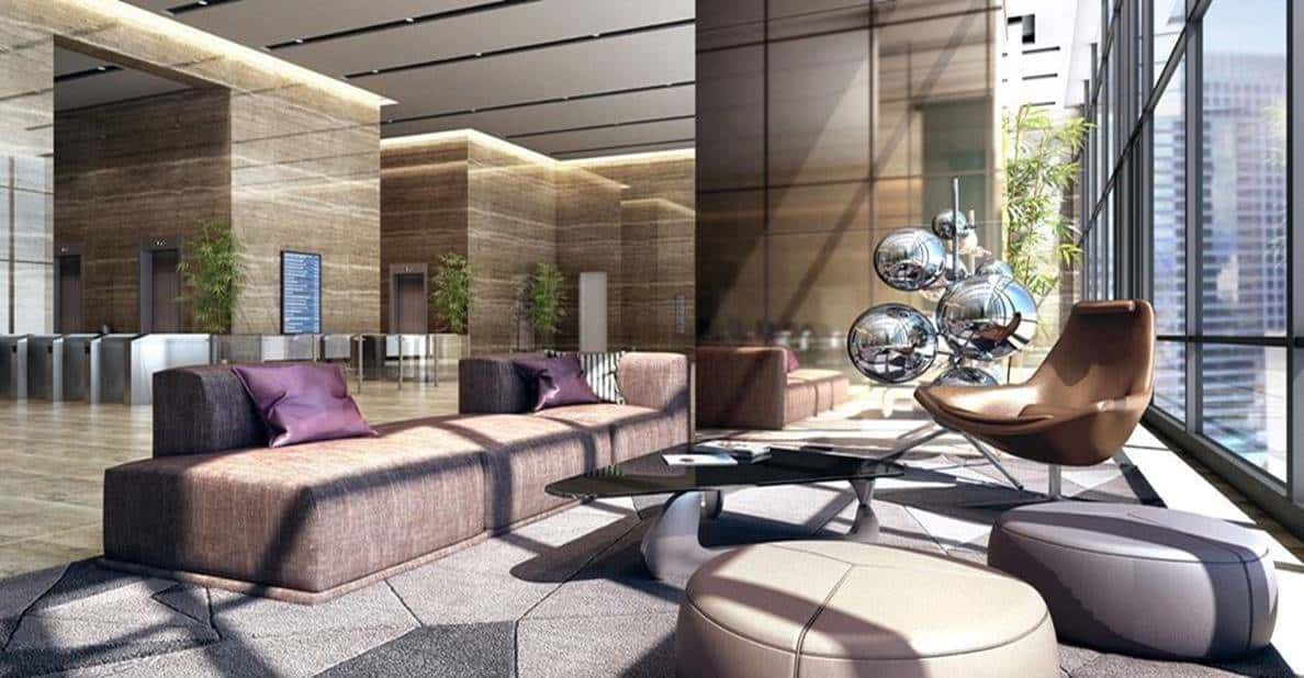 Oxley Towers KLCC - Signature Office Lobby