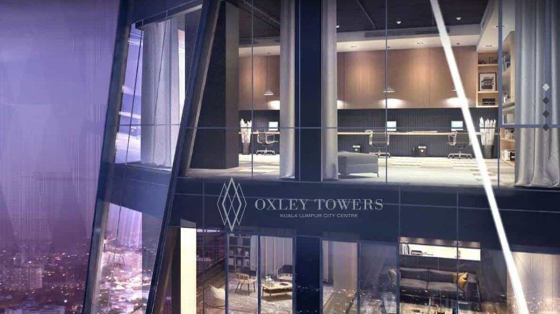 Oxley Towers KLCC -Signature Office