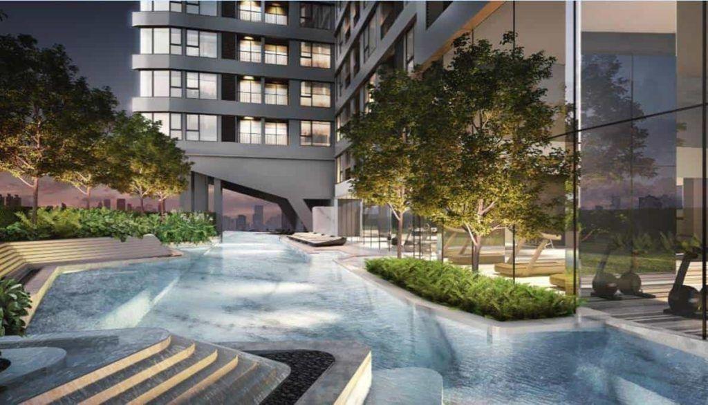 Ideo Mobi Rama 4 - Lagoon Pool