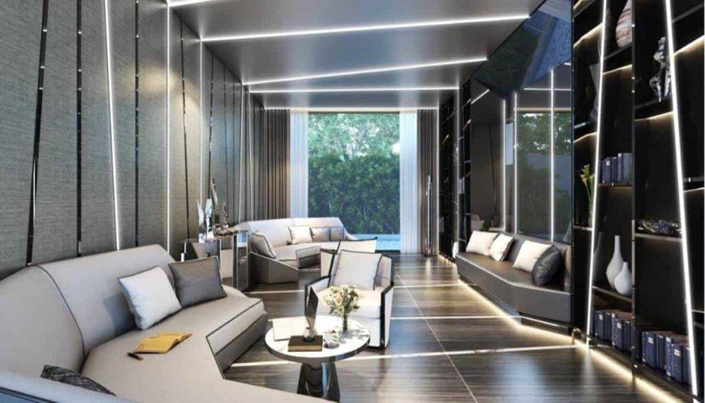 Ideo Mobi Rama 4 - Lobby Lounge