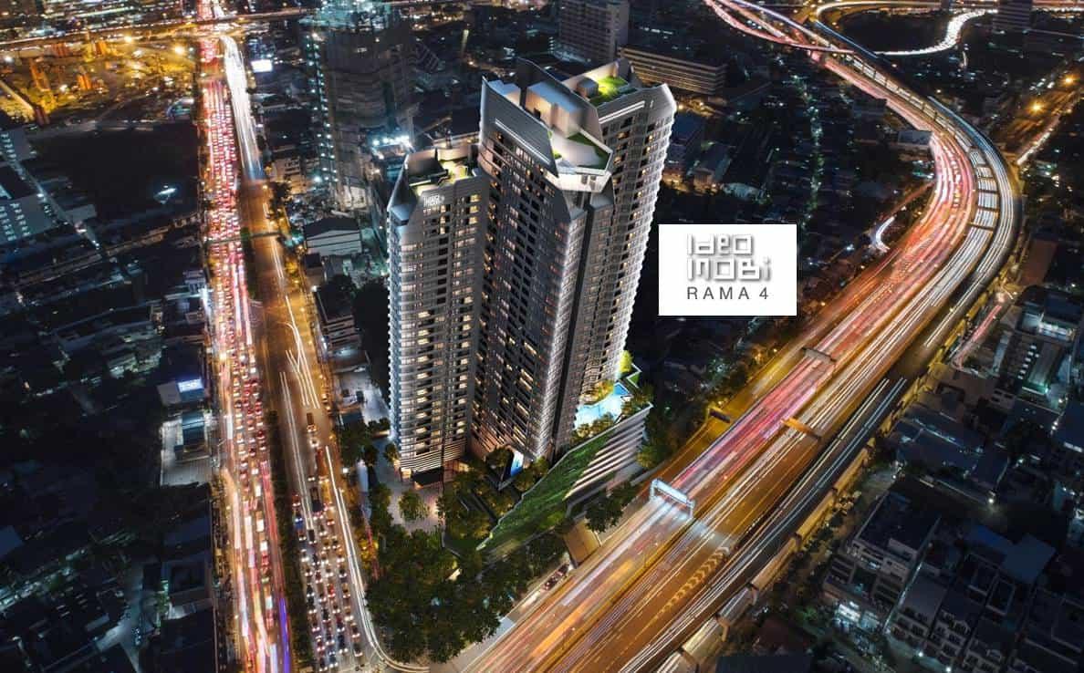 Ideo Mobi Rama 4 - Aerial VIew