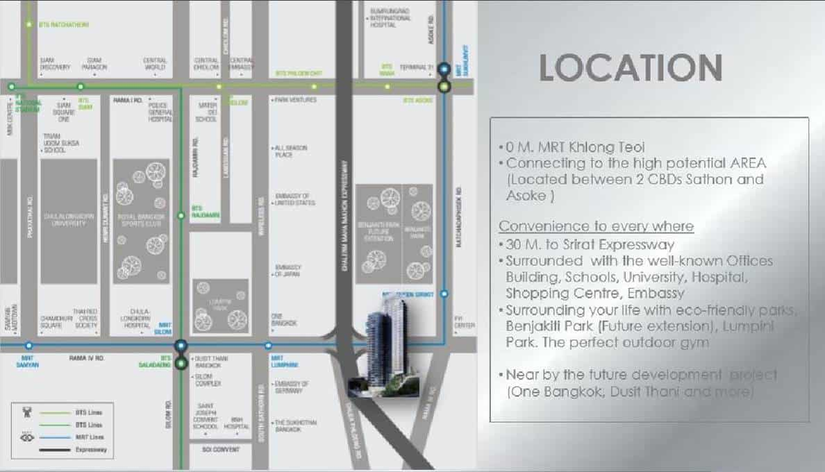 Ideo Mobi Rama 4 - Location Map