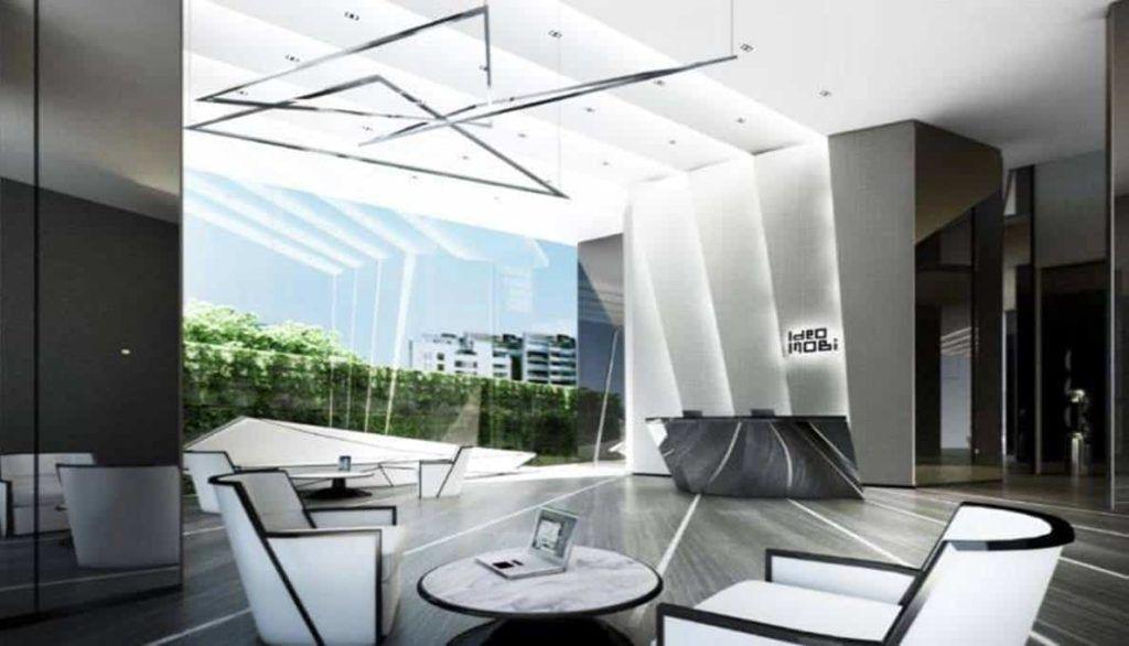Ideo Mobi Rama 4 - Lush Green Lobby