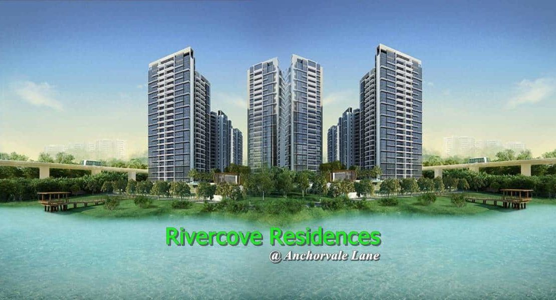 Rivercove Residences - Facade 1