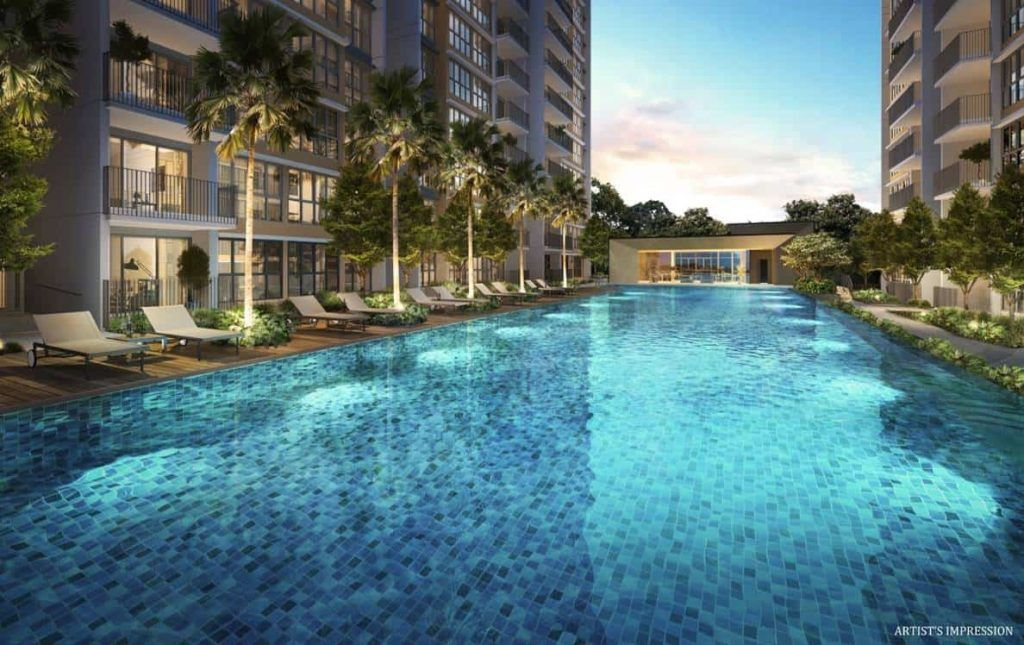 Rivercove Residences - Swimming Pool