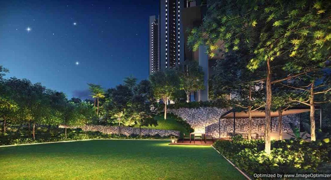 Stirling Residences - Open Space