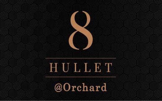 8 Hullet Logo