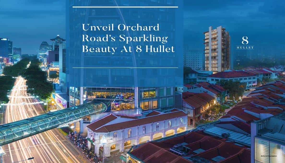 8 Hullet - Orchard Road Location