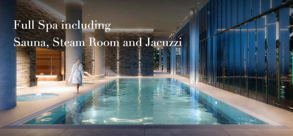Infinity Waters Liverpool - Spa & Jacuzzi