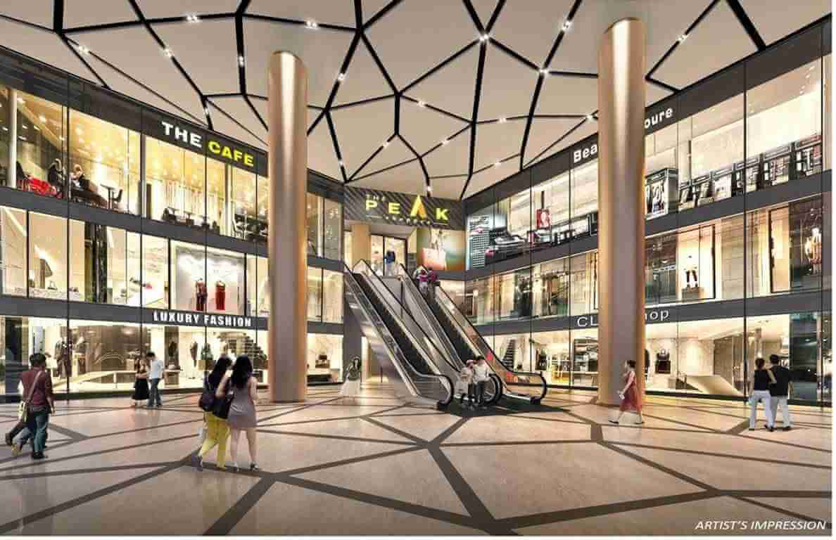 The Peak Shoppes - Ground Floor Retail