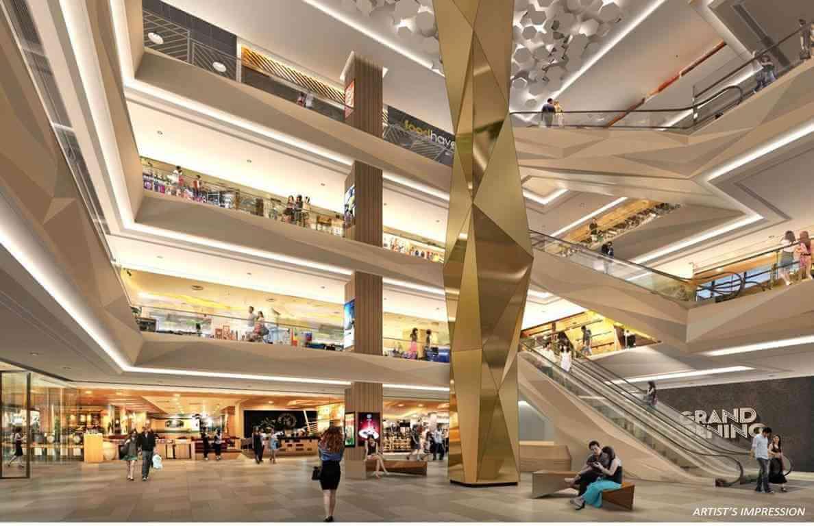 The Peak Shoppes - Retail Level 1-4