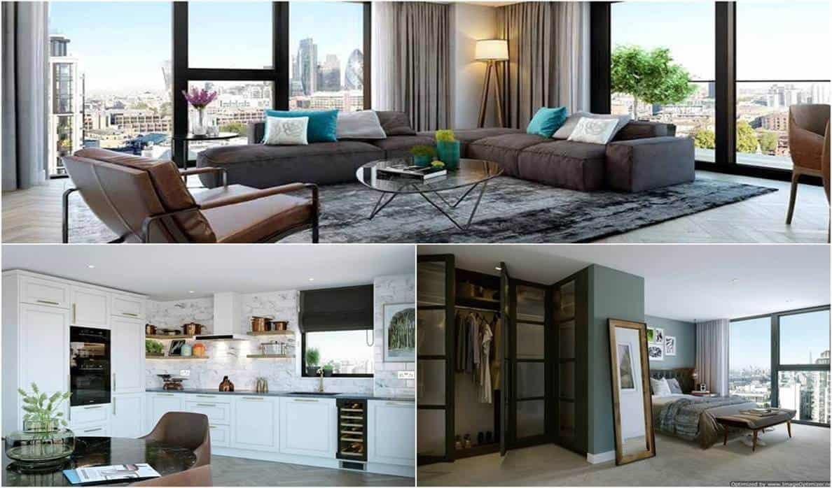Cashmere Wharf - Apartment Interior