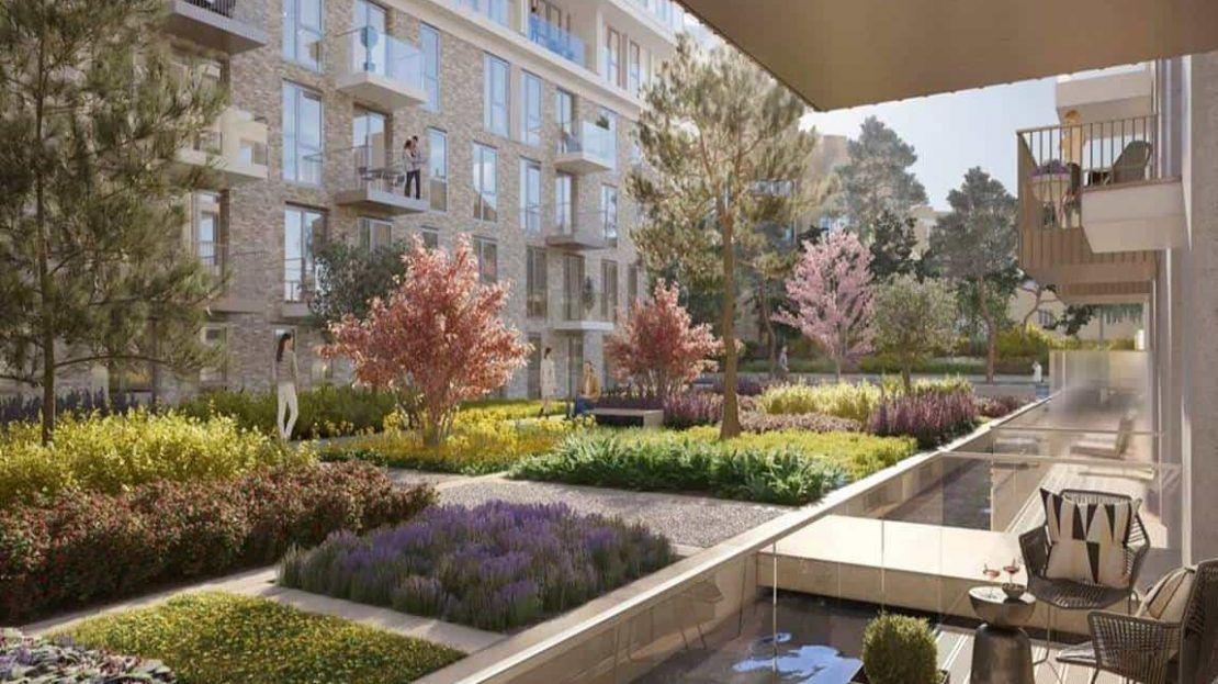 Cashmere Wharf - Garden Landscaping