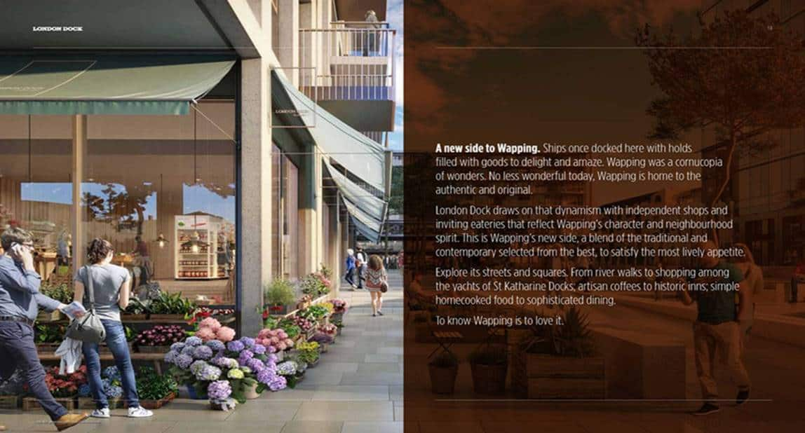 Cashmere Wharf - Intro Wapping