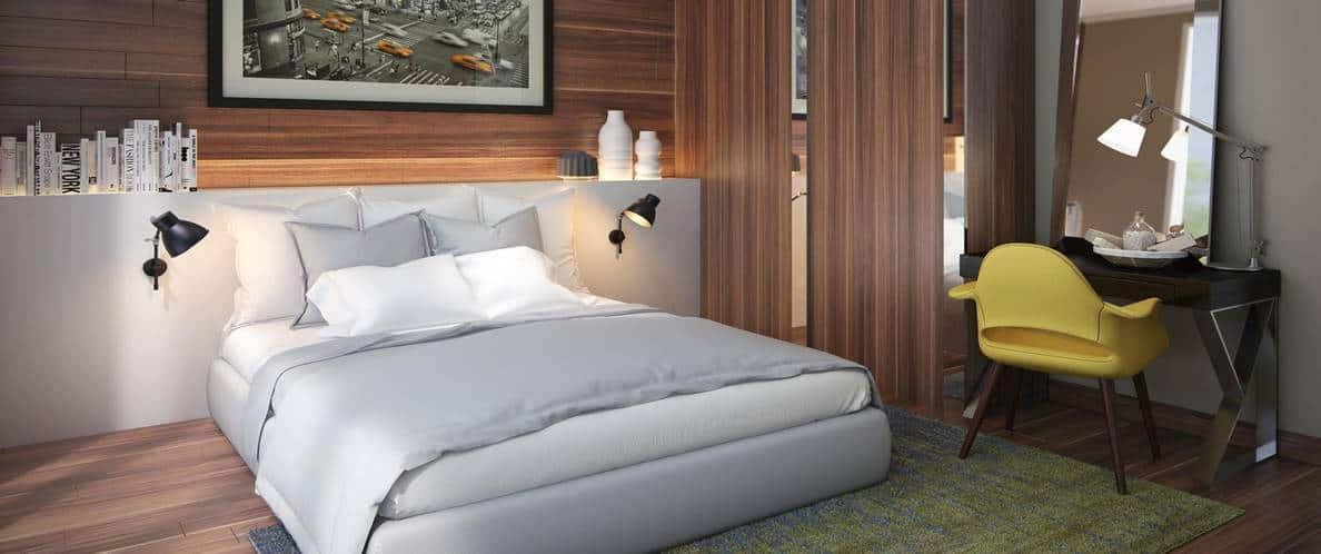 Viridea Signature SOHO - Bedroom
