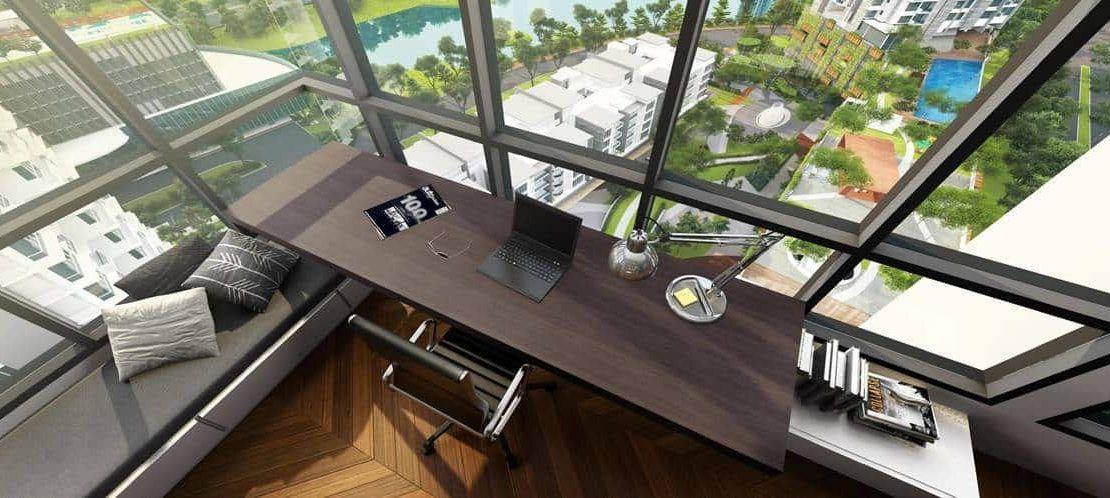 Viridea Signature SOHO - Office Desk