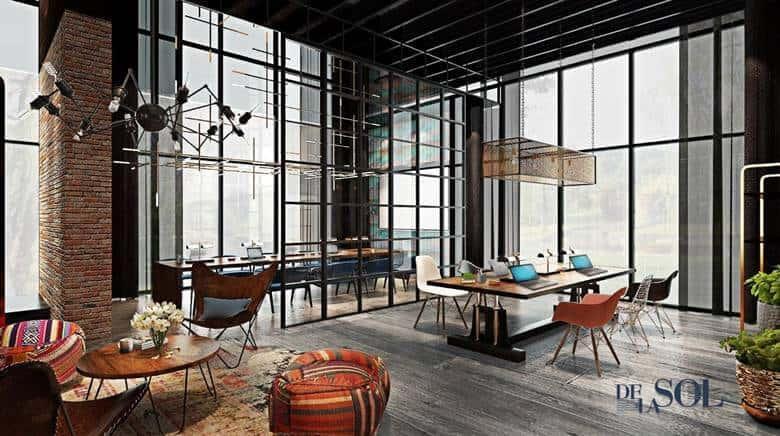 De La Sol - Co-work space