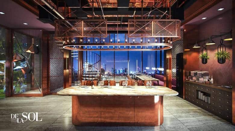 De La Sol - Entertainment Room