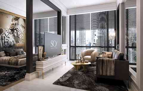 SO Sofitel Hotel Residences_Featured Foto
