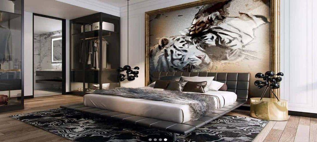 SO Sofitel Residences Bedroom